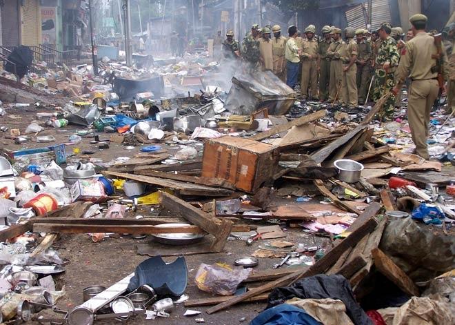 Interim Report On Kishtwar Violence