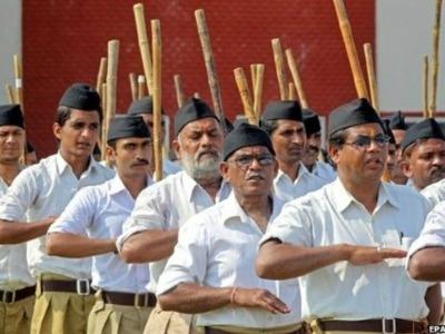 जम्मू कश्मीर में विजय दिवस पर स्वयं सेवकों ने दिखाए जौहर