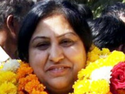Kashmiri woman wins Panchayat poll in Gujarat