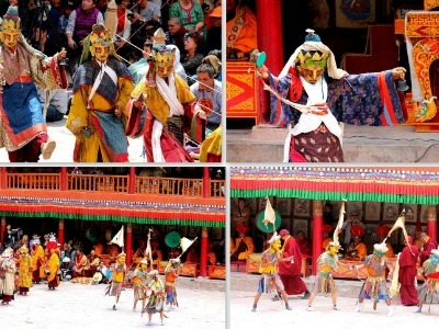 3-day Hemis festival begins in Ladakh of J&K