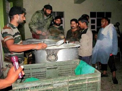 The Army shares a strong bond with the people of Kashmir