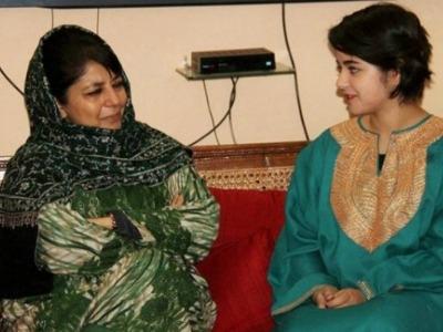 'दंगल गर्ल' की जायरा हिम्मत बढ़ाने आगे आए कश्मीर के युवा
