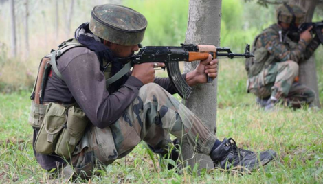 Jammu and Kashmir: security forces hold the edge