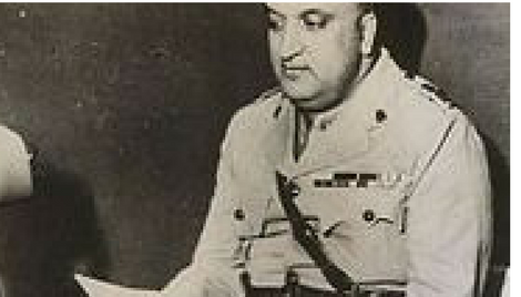 Letter from the Maharaja Hari Singh to Sardar Patel