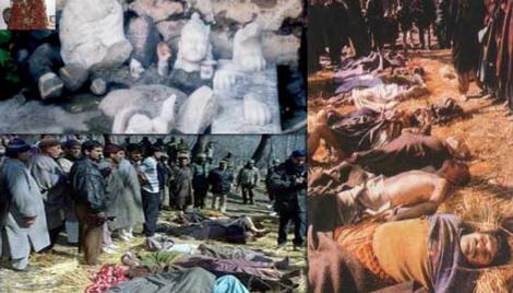 गणतंत्र दिवस पर कभी न भरने वाला घाव, जब पाकिस्तानी आतंकियों  ने एक साल के विनय को मारी थी 18 गोलिया।