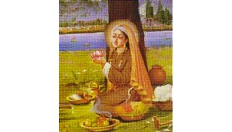 Kashmir Poet Lalleshwari