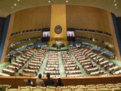 UN में भारत ने पाक को लताड़ा, कहा- आतंकियों को कौन दे रहा हथियार और ट्रेनिंग