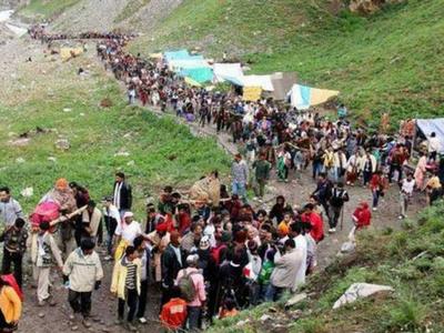 कश्मीर के ब्रांड एंबेसडर हैं भोले के भक्त : हक खान