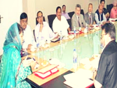 Mehbooba for consolidating educational infrastructure