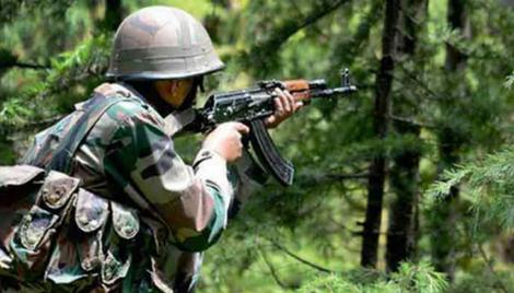 कश्मीर में निर्णायक मोड़ पर है आतंक से युद्ध