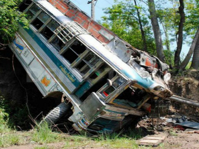 PM Modi announces compensation for victims of bus accident
