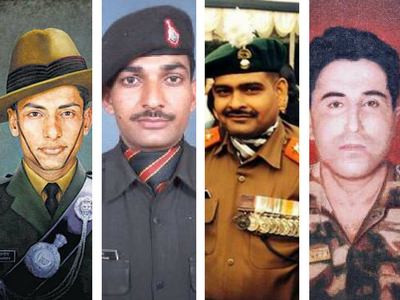 "BJP-PDP-NC should pledge this 2017 Kargil Vijay Divas for providing ""a home in J&K"" to Martyr Families"