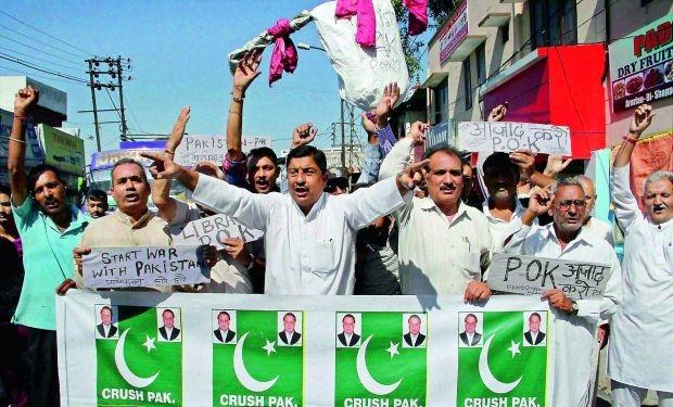 पाकिस्तान के अवैध कब्जे वाले जम्मू कश्मीर पर पाकिस्तानी दमनकारी नीतियों के खिलाफ कराची में गूंजी आवाज