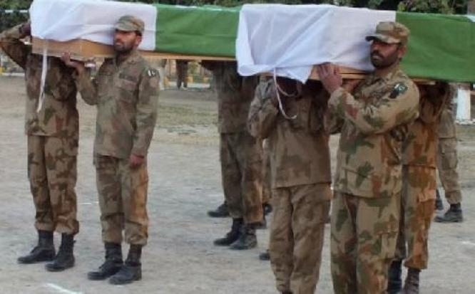 भारतीय सेना की जवाबी में कार्यवाही मारे गए 138 पाकिस्तानी सैनिक