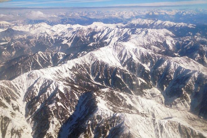 जम्मू  कश्मीर : क्षेत्र अवं जनसांख्यिकी
