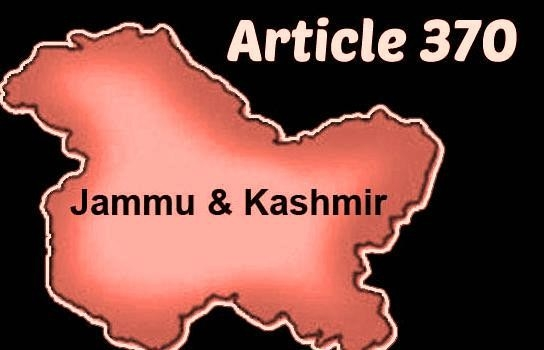 EIGHT POINTS TO KNOW ABOUT ARTICLE 370