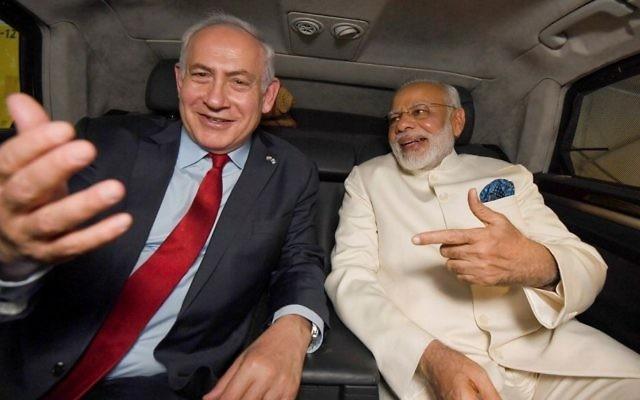 भारत इजराइल की दोस्ती से चिढ़ा पाकिस्तान