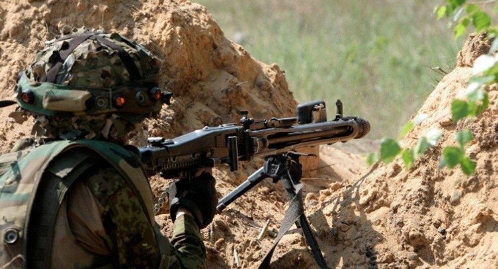 BSF ने एक जवान की शहादत के  बदले मारे आठ पाकिस्तानी रेंजर