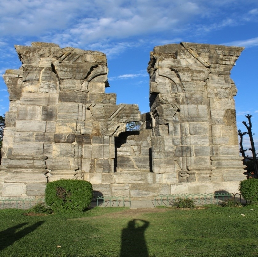 कश्मीर के राजा शंकरवर्मन् द्वारा बनाये गये अद्भुत मन्दिर शंकरगौरीश एवं सुगन्धेश
