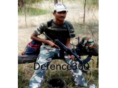 CRPF Jawan from ODISHA Who Fell to Jaish's Bullets on Sunday Had Cheated Death in 2016 Terror Attack