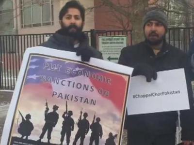 अब वाशिंगटन में गूंजा 'चप्पल चोर पाकिस्तान
