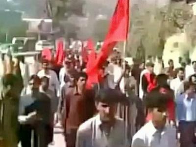 पाक चीन के खिलाफ फिर फूटा पाक अधिक्रांत जम्मू कश्मीर के लोगों का गुस्सा