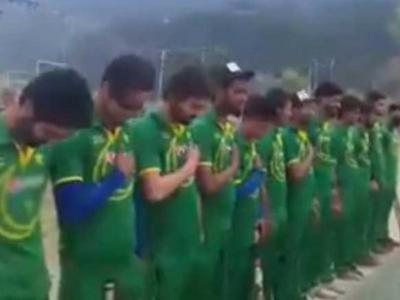 बांदीपोरा में क्रिकेट मैच के दौरान गाया पाकिस्तानी राष्ट्रगान, वीडियों वायरल होते ही चार खिलाड़ी गिरफ्तार