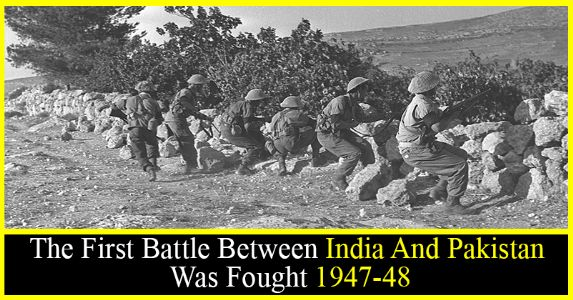 MYTHS ABOUT INDIA-PAKISTAN WAR OF 1947-48