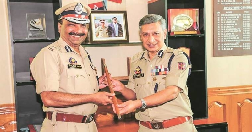 Dilbagh Singh appointed as Full-Time DGP of Jammu Kashmir