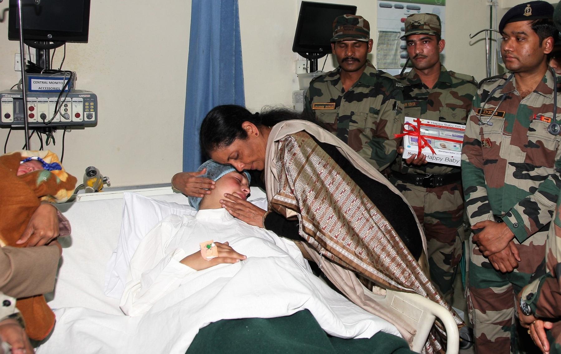 रक्षामंत्री निर्मला सीतारमण का पाकिस्तान को चेतावनी