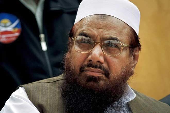 भारत और दुनिया के दबाव में पाक ने हाफिज सईद को आतंकी घोषित किया