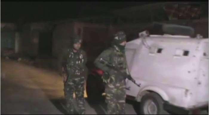 पुलवामा में सेना पर हमला