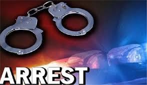 मुस्लिम लीग के नेता सहित तीन गिरफ्तार
