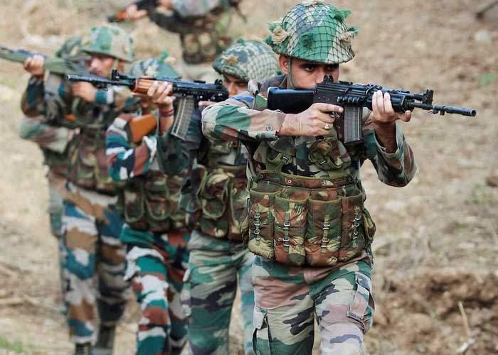 सेना ने किया पाक के हमले की कोशिश नाकाम