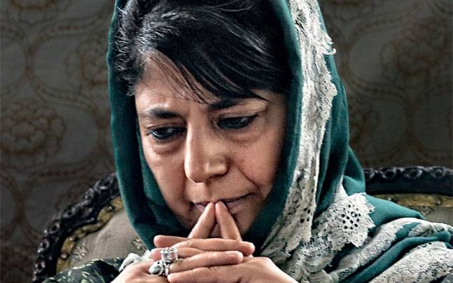 The question of Scrapping of AFSPA does not arise - Mehbooba Mufti