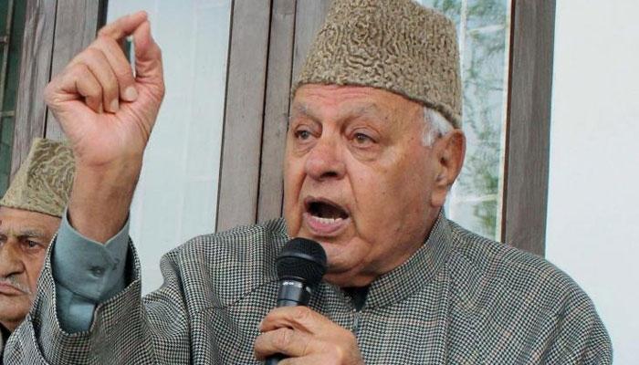 कश्मीरी हिन्दुओं के बिना राज्य अधूरा: फारूक अब्दुल्ला