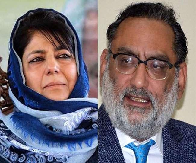 जम्मू कश्मीर पर 'विवादित बयान' पर बर्खास्त वित्त मंत्री हसीब द्राबू