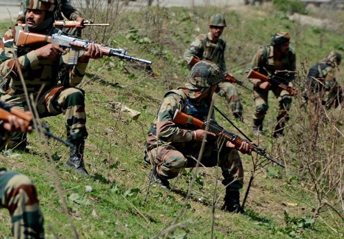 जम्मू कश्मीर में सेना को लगातार मिल रही बड़ी कामयाबी