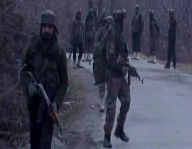 शोपियां में सेना के काफिले पर आतंकी हमला