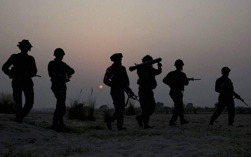 भारतीय सेना में है दम