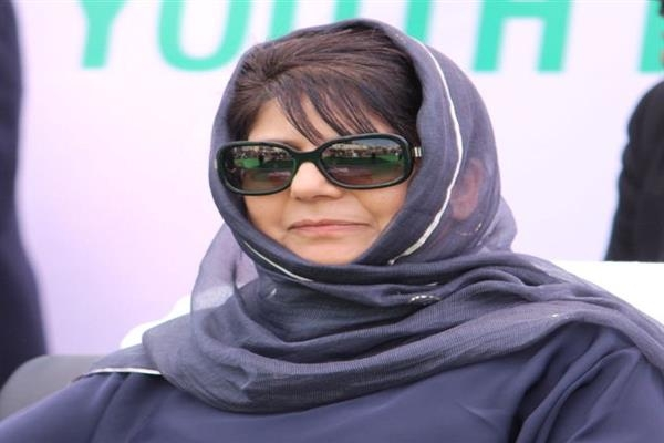 Mehbooba must lead the charge to change the narrative in Kashmir