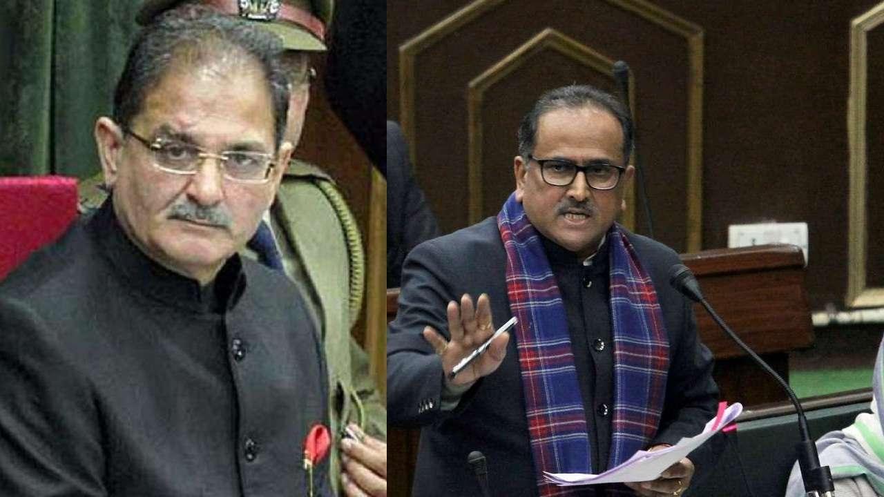 कविंद्र गुप्ता होगे जम्मू कश्मीर के नए उपमुख्यमंत्री