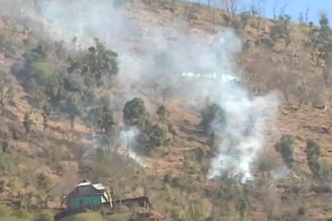 पाकिस्तानी द्वारा किये जा रहे संघर्ष विराम में एक सैनिक शहीद