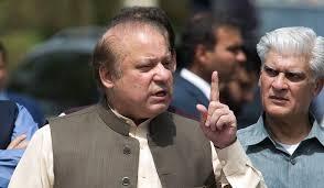 शरीफ का बयान पाकिस्तानी सेना में हडकंप