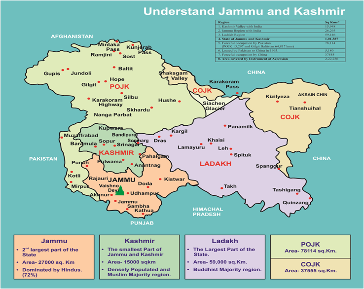 जो जम्मू कश्मीर के बारे में कुछ नहीं जानते। वह सेना के सीजफायर पर ज्ञान दे रहे है।