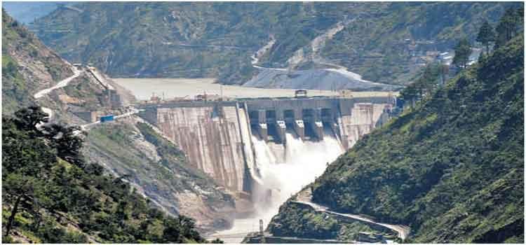 किशनगंगा जलविद्युत परियोजना के उद्घाटन से पाक परेशान