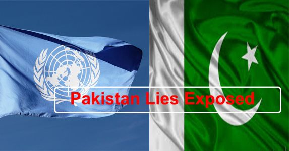 15th January, 1948 was the beginning of Pakistan's lies in UN and it is still on