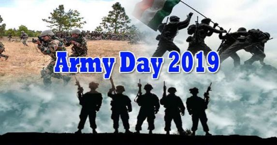 Let us remember the valour of our army on Army Day