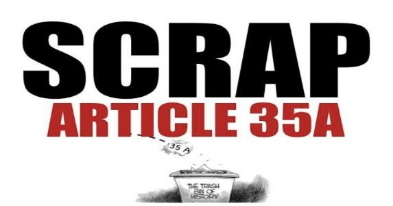 Why Supreme Court should strike down subversive and discriminatory Article 35A