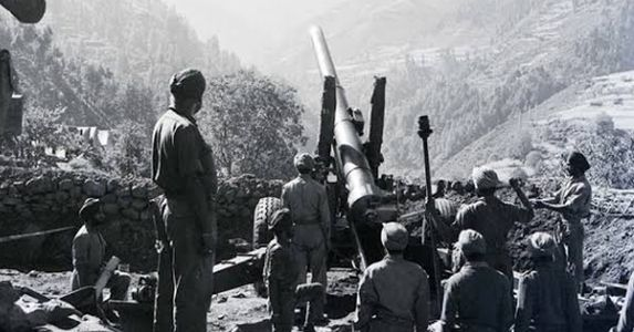 Story of 1947- Brutal Invasion from Pakistan in Jammu Kashmir, India fought back to rescue the state